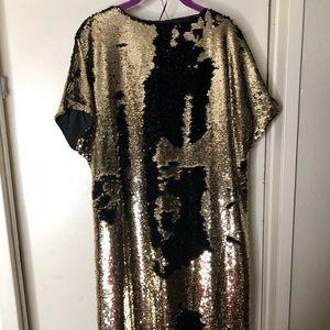 Dresses & Skirts - Tracer Ellis Ross sequined dress